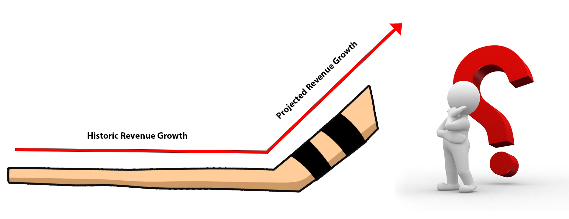 hockey-stick